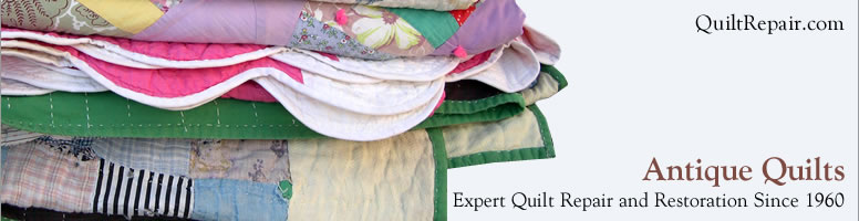 QuiltRepair.com Expert Quilt Repair and Restoration Since 1960