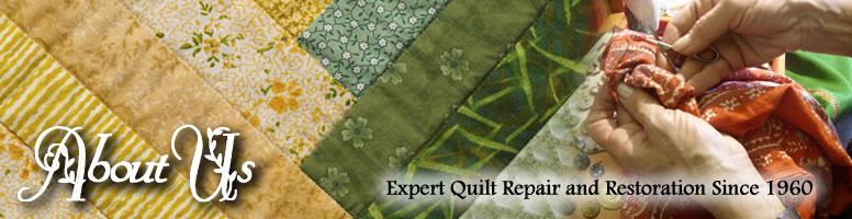 QuiltRepair.com Expert Quilt Repair and Restoration Since 1960