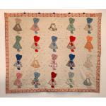 Vintage Sunbonnet Prairie Quilt